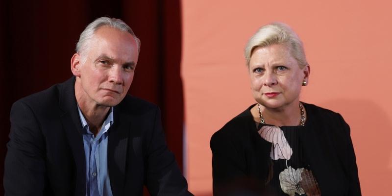 Dierk Hirschel und Hilde Mattheis - Foto: über dts Nachrichtenagentur