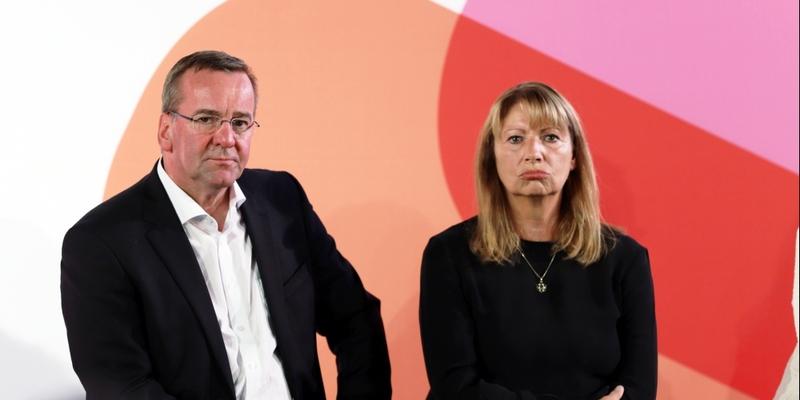 Boris Pistorius und Petra Köpping - Foto: über dts Nachrichtenagentur