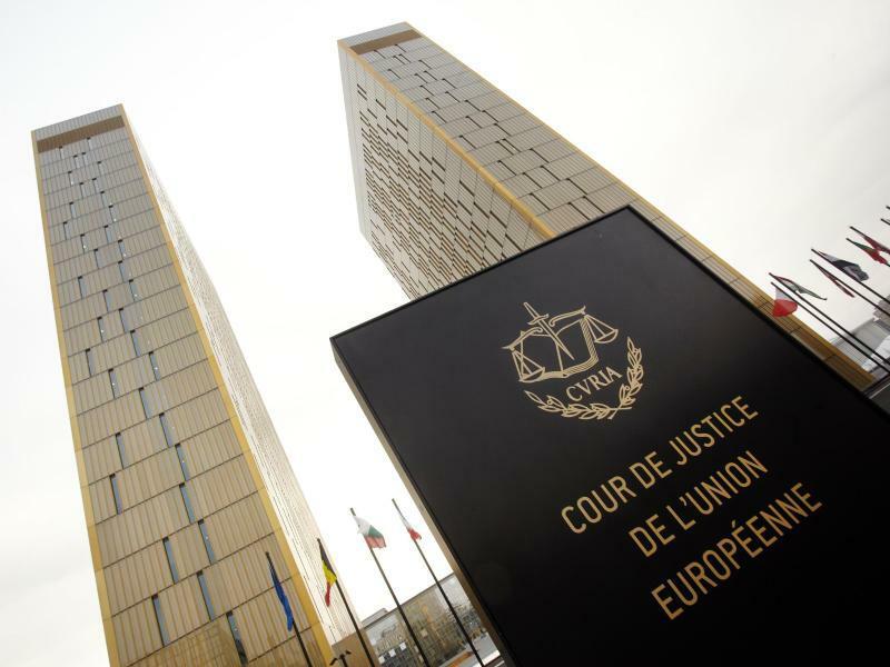 Europäischer Gerichtshof in Luxemburg - Foto: Thomas Frey