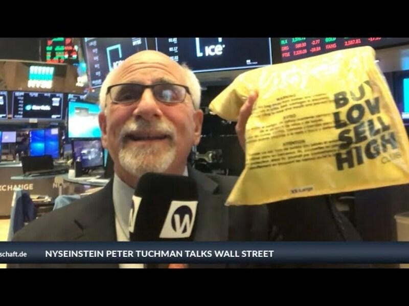 Die Wall Street schaut auf ökologische und politische Themen, sagt NYSEinstein Peter Tuchman. In seinem Inside Wirtschaft-Blog schaut er auf die wichtigsten US-Themen vom Parkett der New York Stock Exchange. - Foto: anlegerverlag.de