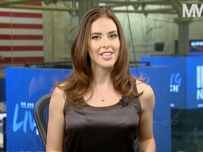 Olivia Voznenko von Modern Wall Street präsentiert den Inside Wirtschaft-Zuschauern die Top-Themen der vor uns liegenden Woche aus den USA. - Foto: anlegerverlag.de
