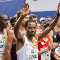 Kenenisa Bekele - Foto: Christoph Soeder