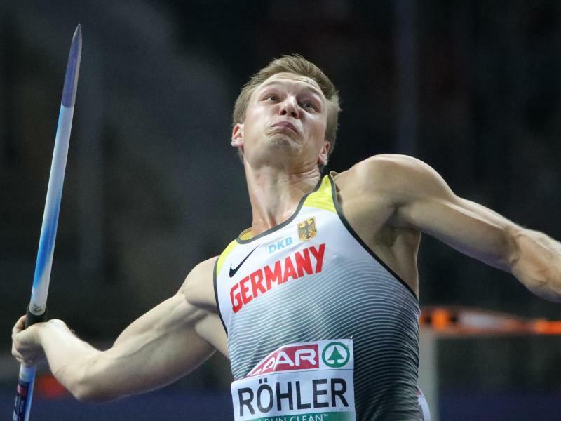 Thomas Röhler - Foto: Michael Kappeler