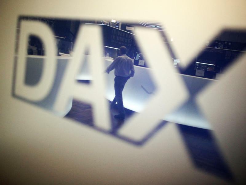 Dax - Foto: Fredrik von Erichsen/dpa