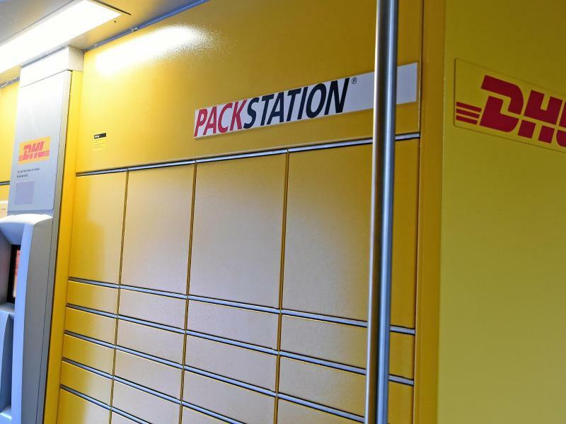 Packstation - Foto: Holger Hollemann/dpa