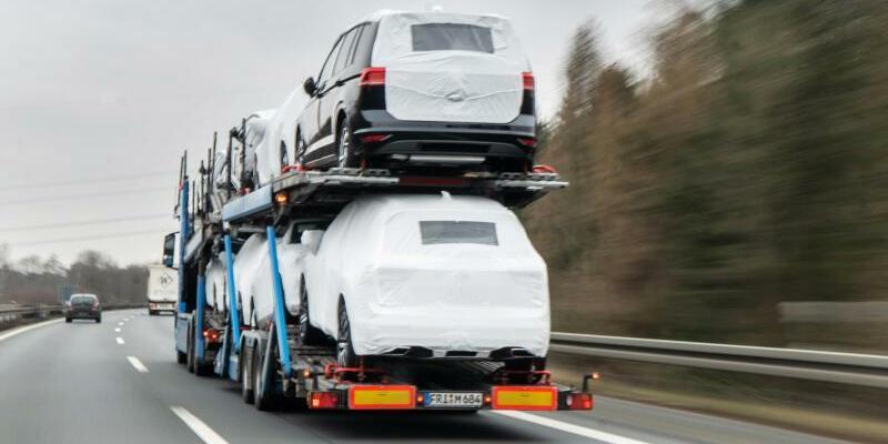 Neuwagen - Foto: Raphael Knipping/dpa