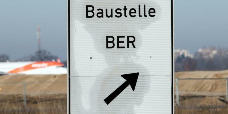 Hauptstadtflughafen BER - Foto: Ralf Hirschberger/zb/dpa