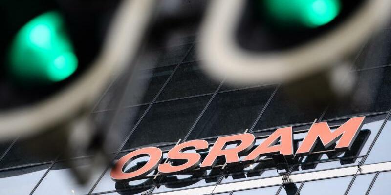 Osram - Foto: Matthias Balk/dpa