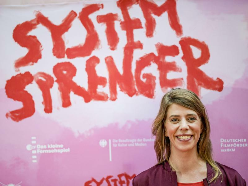 Nora Fingscheidt - Foto: Axel Heimken/dpa