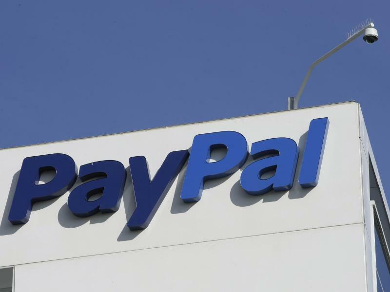 Paypal - Foto: Paul Sakuma/AP/dpa