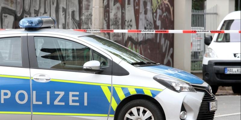 Polizeieinsatz 09.10.2019 in Halle (Saale) - Foto: über dts Nachrichtenagentur