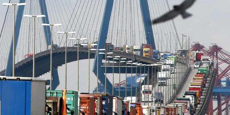 Export verliert an Tempo - Foto: Christian Charisius/dpa
