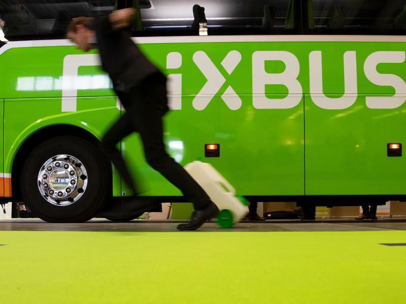 Berufungsklage gegen Flixbus - Foto: Ralf Hirschberger/dpa