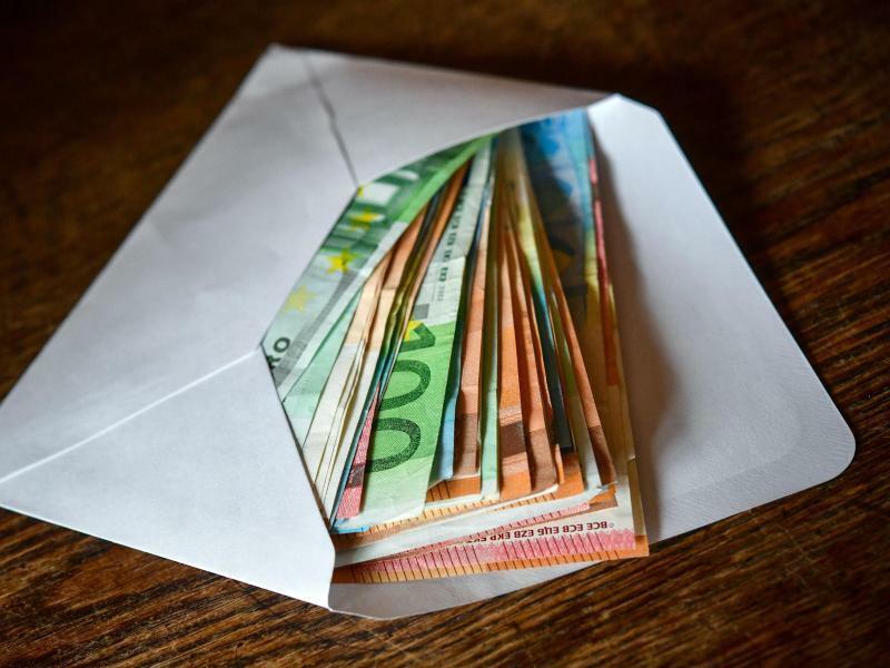 Geldvermögen - Foto: Patrick Pleul/zb/dpa