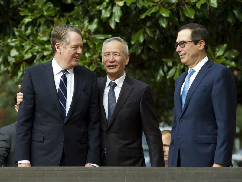 Neue Handelsgespräche - Foto: Jose Luis Magana/AP/dpa