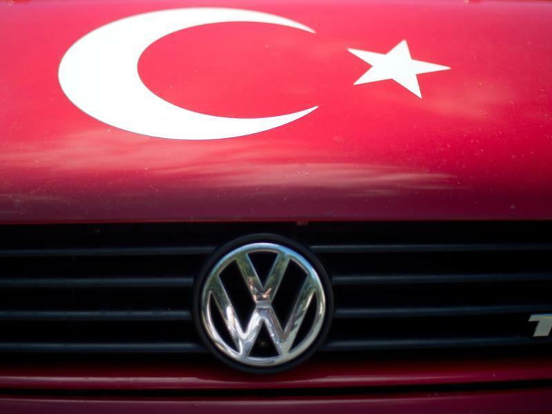 Volkswagen - Foto: Sebastian Gollnow/dpa