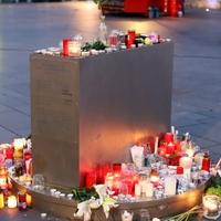 Kerzen am 10.10.2019 in Halle (Saale) - Foto: über dts Nachrichtenagentur