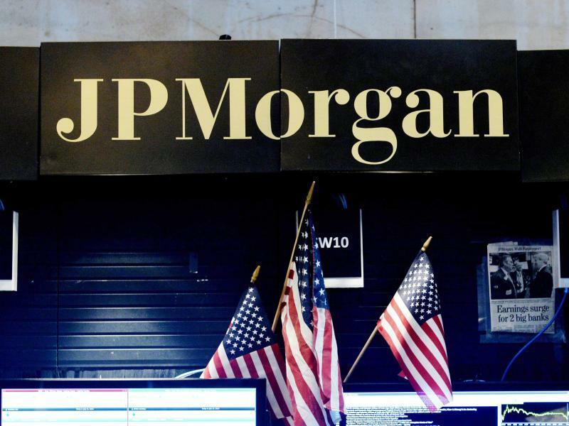 US-Bank JPMorgan Chase - Foto: Justin Lane/epa/dpa