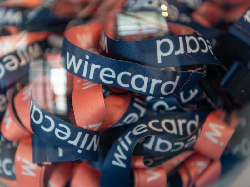 Wirecard - Foto: Peter Kneffel/dpa