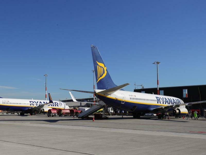 Ryanair - Foto: Christian Charisius/dpa