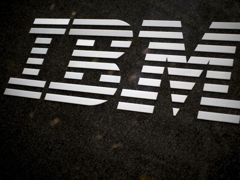 IT-Konzern IBM - Foto: Mary Altaffer/AP/dpa