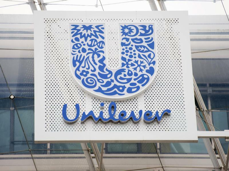 Unilever - Foto: Daniel Reinhardt/dpa