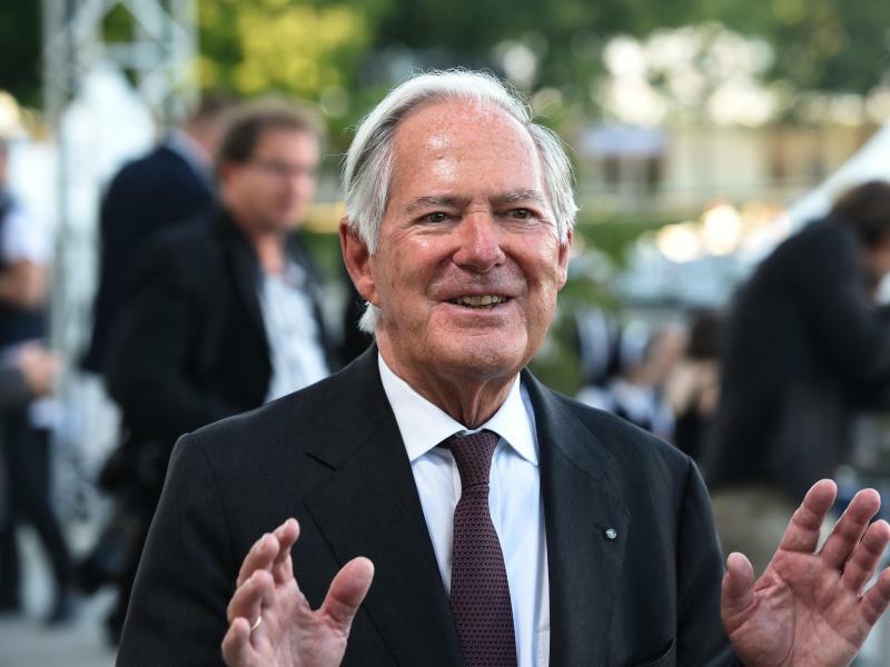 Roland Berger - Foto: Felix Hörhager/dpa