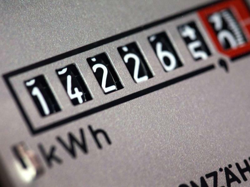 Stromzähler - Foto: Jens Büttner/zb/dpa