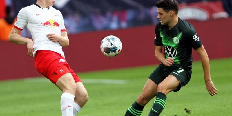 Leipzig - Wolfsburg am 19.10.2019 - Foto: über dts Nachrichtenagentur
