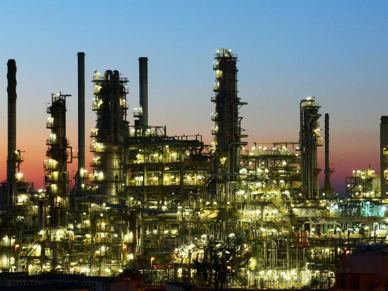 Chemieindustrie - Foto: Waltraud Grubitzsch/dpa-Zentralbild/dpa