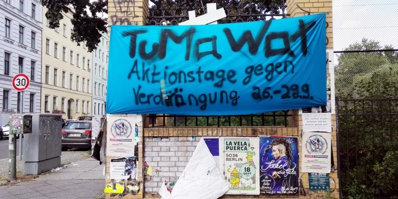Protest gegen Immobilienmarkt - Foto: über dts Nachrichtenagentur