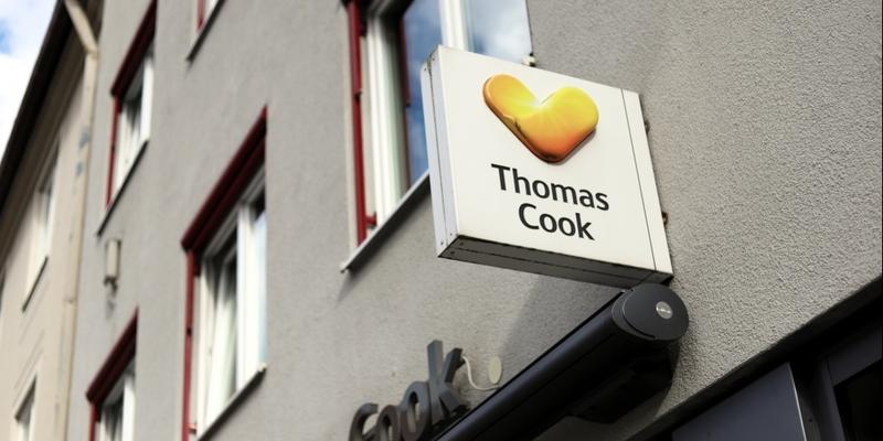 Thomas Cook - Foto: über dts Nachrichtenagentur