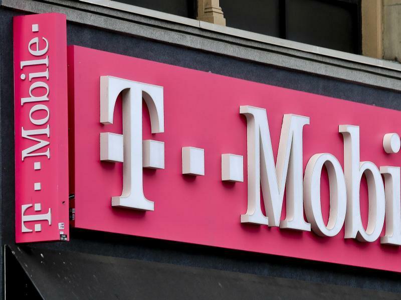 T-Mobile in den USA - Foto: Bebeto Matthews/AP/dpa