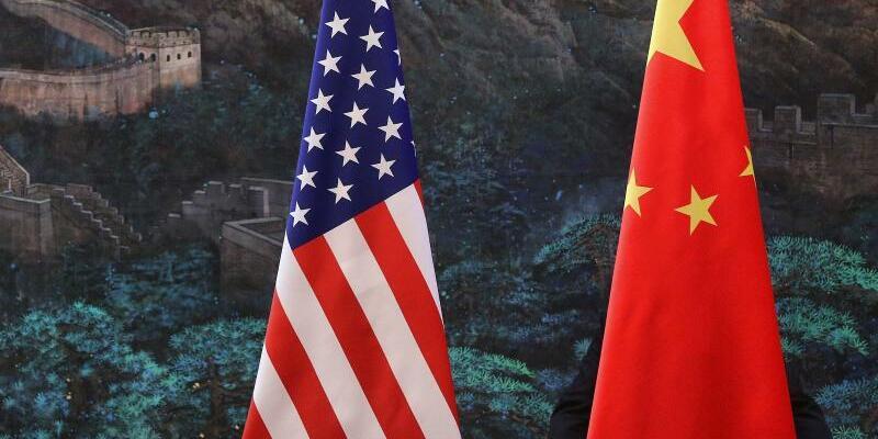 Handelskonflikt - Foto: Feng Li/GETTY IMAGES/POOL/EPA/dpa
