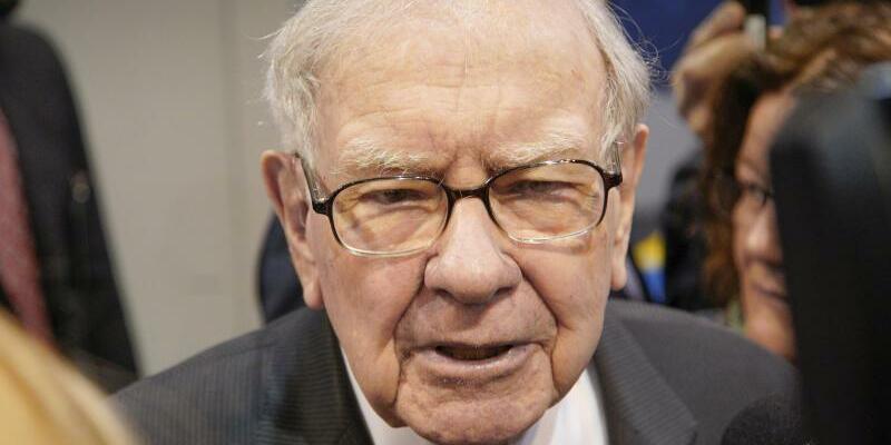 Warren Buffett - Foto: Nati Harnik/AP/dpa