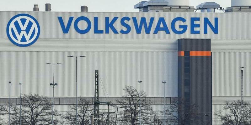 VW-Werk in Zwickau - Foto: Hendrik Schmidt/zb/dpa