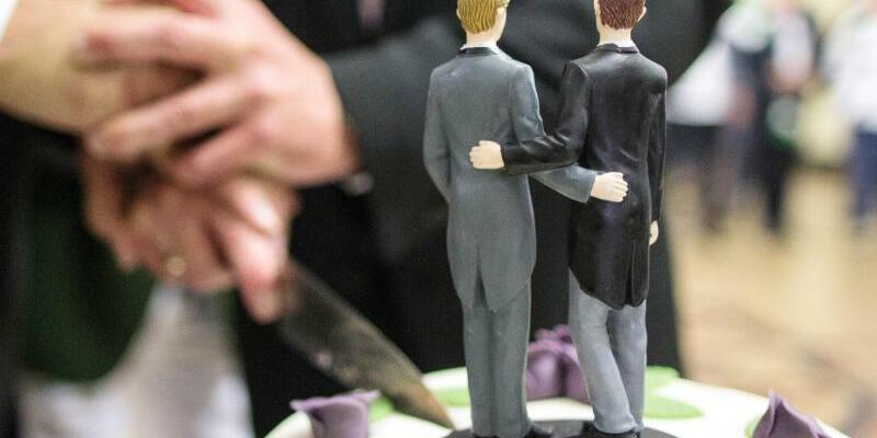 Ehe für Alle - Foto: Ina Fassbender/dpa