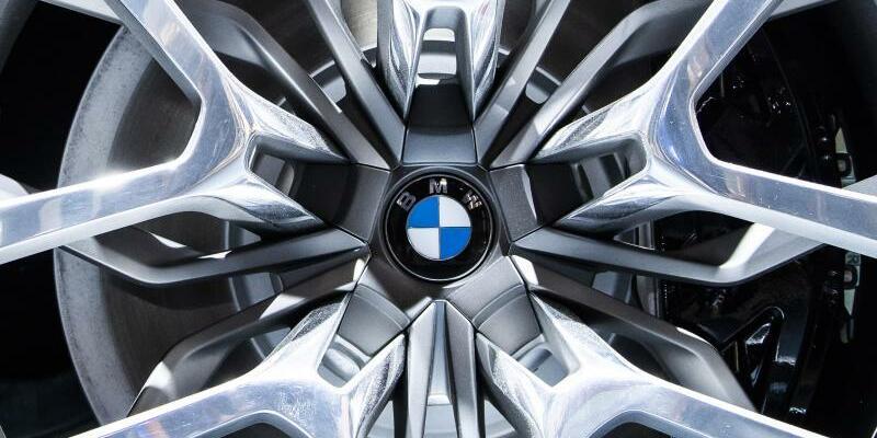 Autobauer BMW - Foto: Silas Stein/dpa