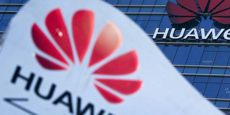 Huawei - Foto: Andy Wong/AP/dpa