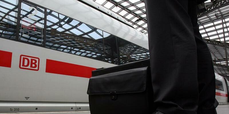 Deutsche Bahn - Foto: Oliver Berg/dpa