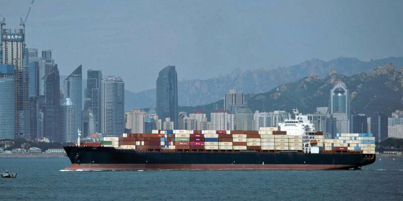 Chinas Außenhandel - Foto: -/CHINATOPIX/AP/dpa