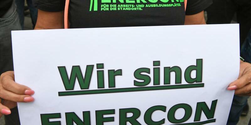 Enercon - Foto: Holger Hollemann/dpa