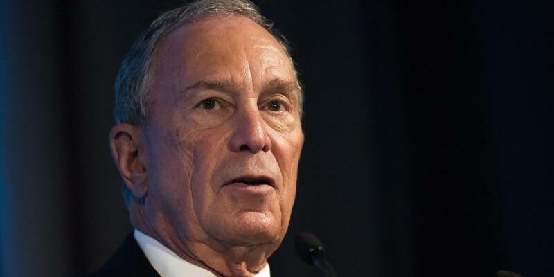 Michael Bloomberg - Foto: Drew Angerer / Pool/epa/dpa