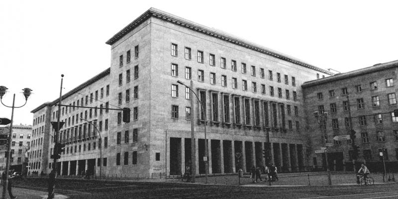 Bis 1994 Sitz der Treuhandanstalt - Foto: über dts Nachrichtenagentur