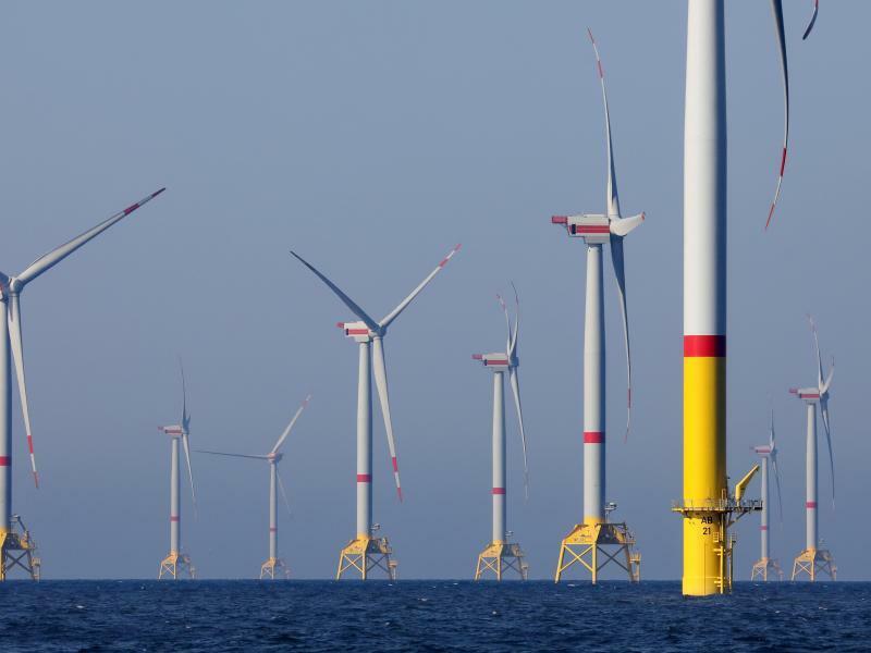 Windkraft - Foto: Bernd Wüstneck/zb/dpa