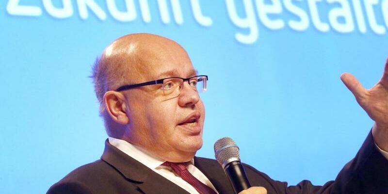 Altmaier für Reform der Unternehmenssteuern - Foto: Wolfgang Kumm/dpa