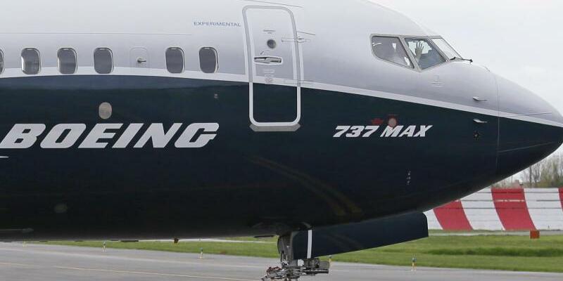 Boeing 737 Max - Foto: Ted S. Warren/AP/dpa