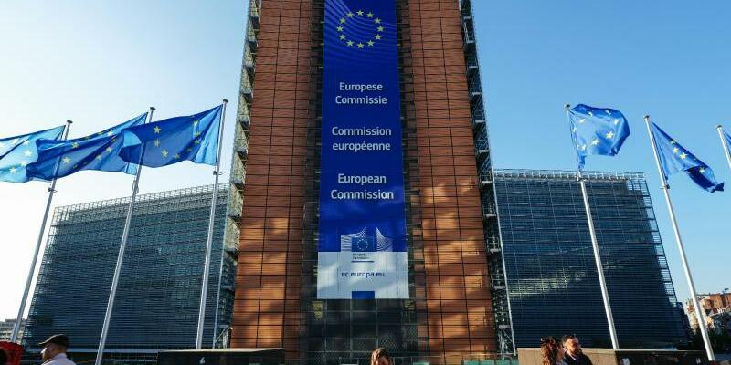Europäische Kommission - Foto: Zhang Cheng/XinHua/dpa