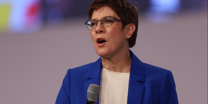Annegret Kramp-Karrenbauer am 22.11.2019 - Foto: über dts Nachrichtenagentur