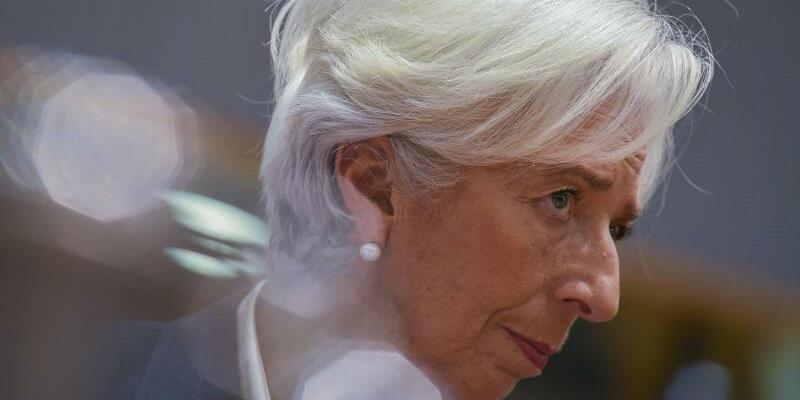 Christiane Lagarde - Foto: Riccardo Pareggiani/XinHua/dpa